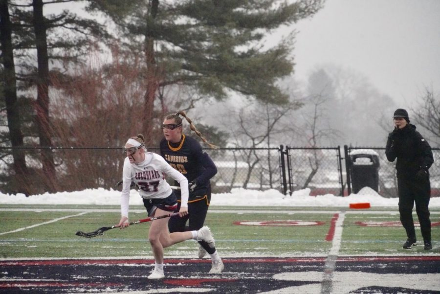 RMU Womens Lacrosse vs Canisius