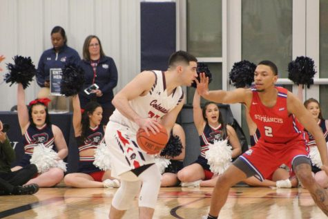 Men's basketball at St. Francis canceled due to COVID-19 concerns