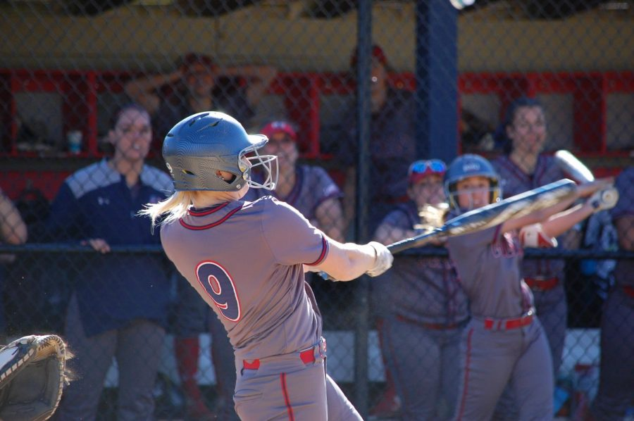 Preview%3A+Softball+looks+to+get+big+NEC+sweep+of+Wagner