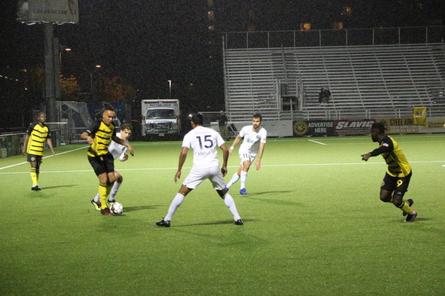 Quick Hits: Riverhounds draw Nashville SC
