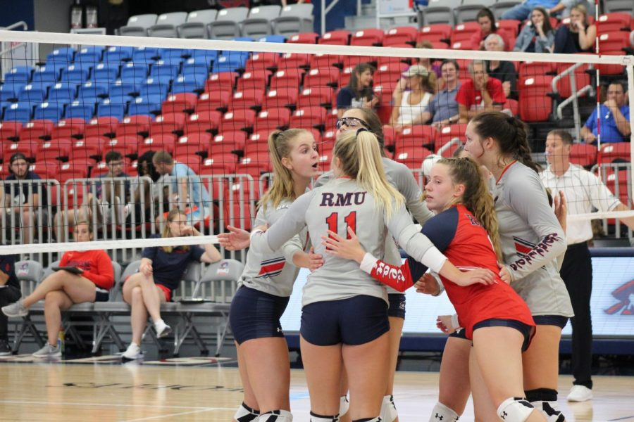 Preview: Volleyball looks to ride hot streak into YSU Red and White Invitational