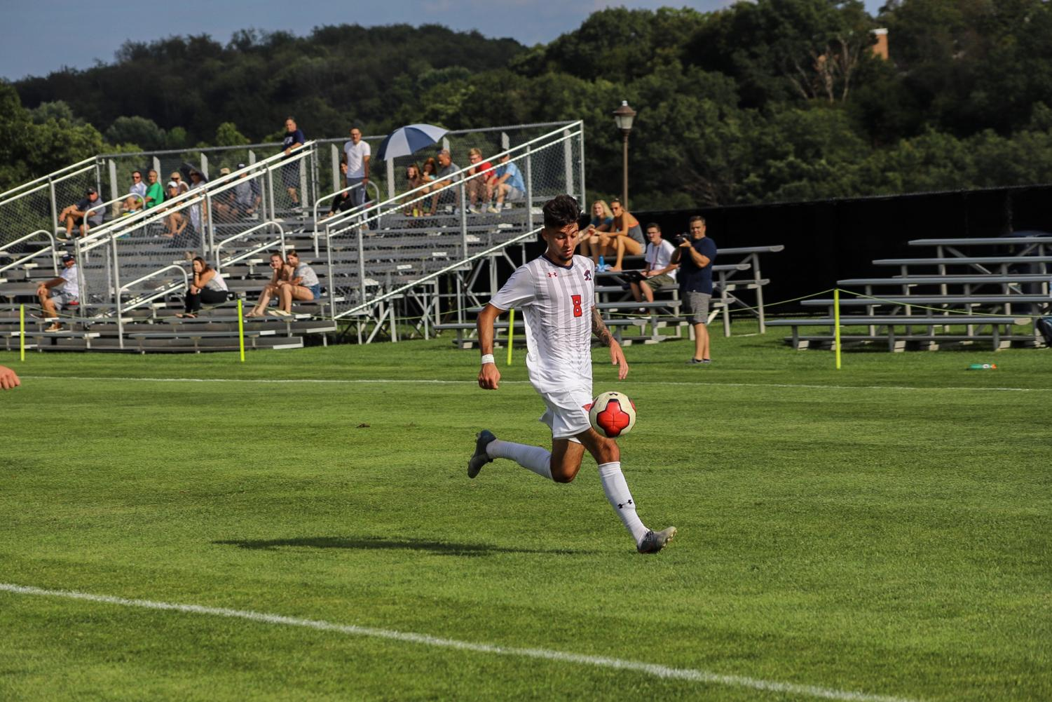Colonials hope to turn season around as they face Howard
