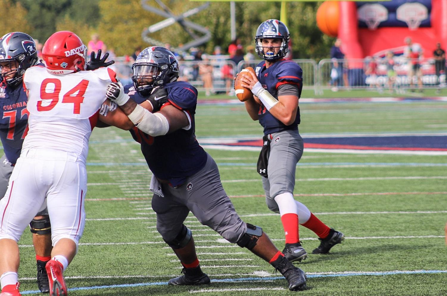 Preview: Football looks to pick up first win of the season