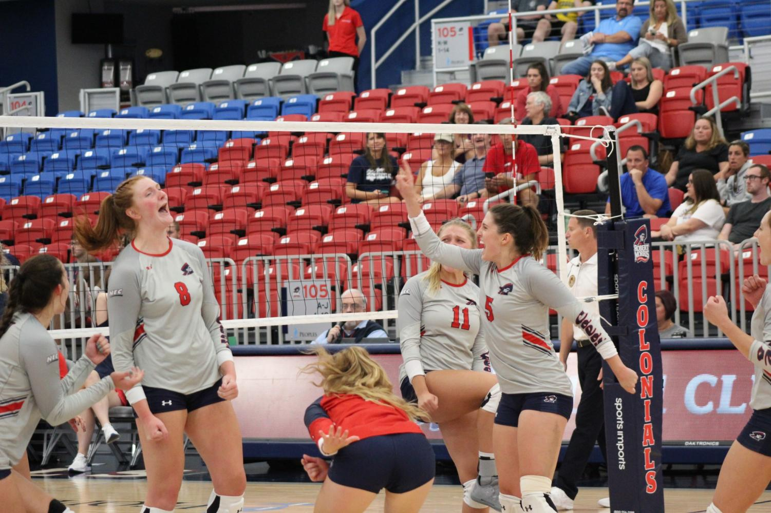 Granger, Starr win NEC player/coach of the year awards, three receive all-conference