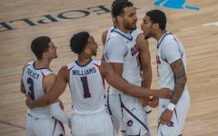 Colonials rally to snap two-game skid