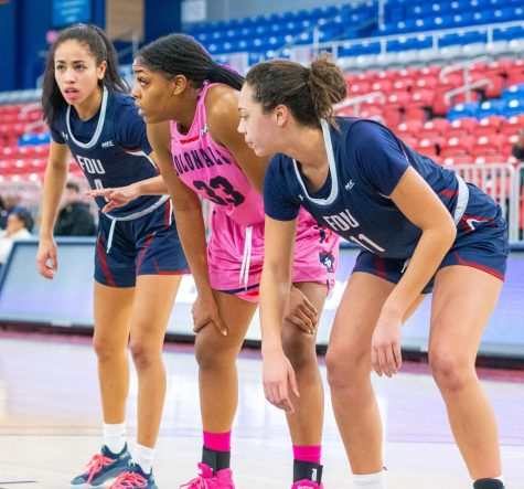 Women's basketball faces toughest test of the season in Emmitsburg