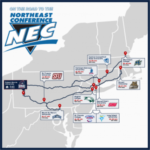 The difficulties travel and distance cause in the NEC for Robert Morris