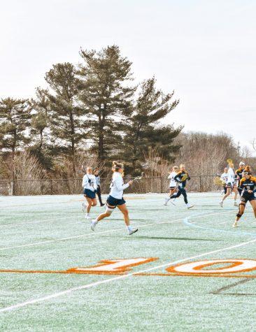 Women's lacrosse hopes to build on win streak in Virginia