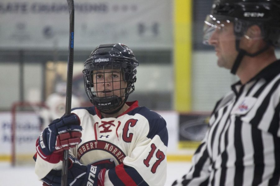 Two Colonials drafted in the NWHL Draft