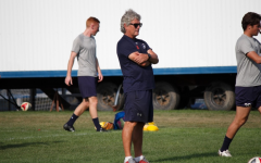 Men's soccer coach Bill Denniston retires after 23 seasons