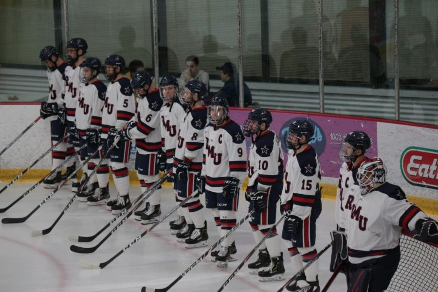 Men's hockey has released its schedule and is set to begin its season on November 20th. Photo Credit: Jonathan Hanna