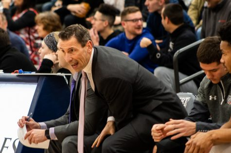 Mike Iuzzolino's journey from playing in the NBA to coaching at RMU