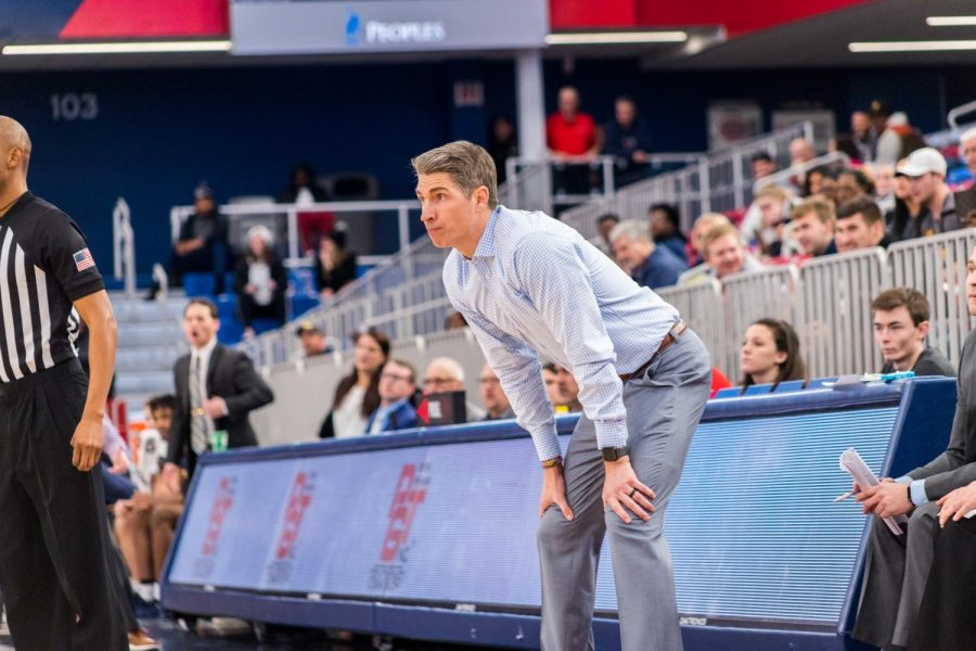 Andy Toole & the Colonials will head to Morgantown for the first time in ten years on December 9. Photo Credit: David Auth