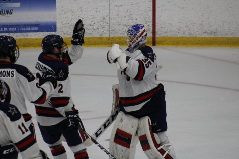 Colonials look to start Atlantic Hockey play strong against Canisius