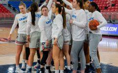 Women's basketball gained four new recruits on National Signing Day. Photo Credit: Thomas Ognibene