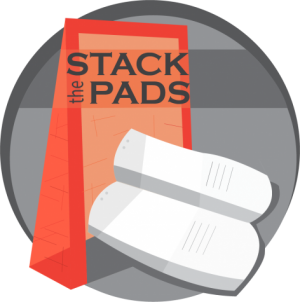 Stack the Pads: Brian Mitchell