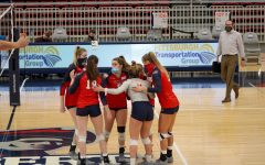 The Colonials were swept by Oakland in both the weekend and the match on Tuesday night. Photo Credit: Tyler Gallo