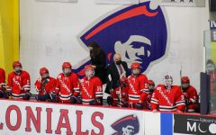 Women's hockey takes on Syracuse this weekend. Photo Credit: Nathan Breisinger