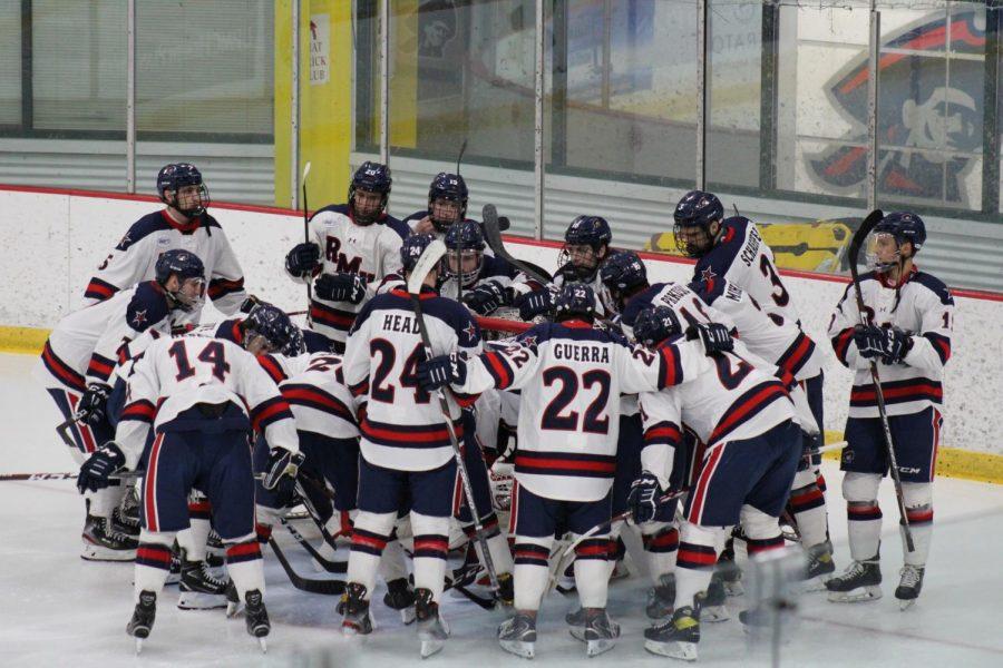 Men%27s+hockey+hosts+Mercyhurst+on+Saturday+night.+Photo+Credit%3A+Nathan+Breisinger