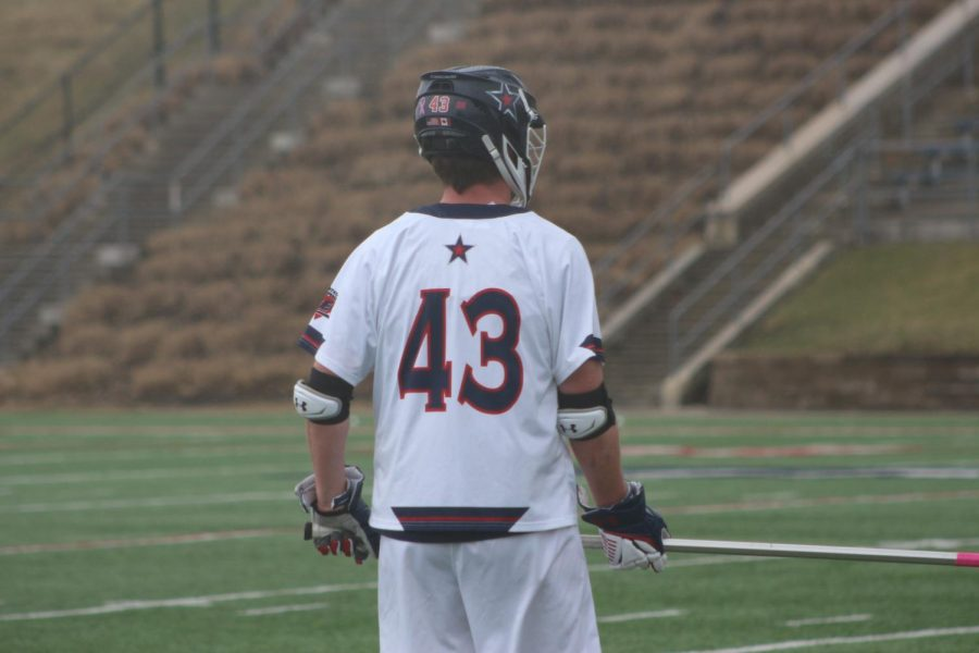 Jack Toomb (1996-2020) will have his #43 honored forever by the men's lacrosse team. Photo Credit: Avin Patel
