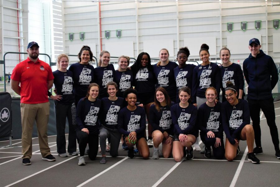 Women's Track and Field/Cross Country gained two recruits this season, while men's also gained two. Photo Credit: Jordan Redinger
