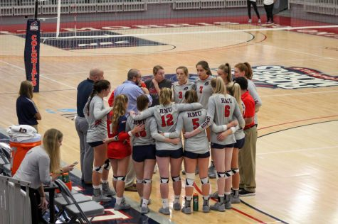 Volleyball announces 2021 spring schedule
