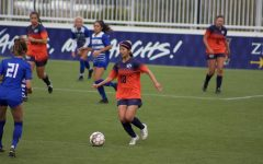 Kaoru Hayashi will be joining women's soccer for the upcoming season. Photo Credit: Snow College Athletics