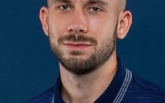 Matty Evans, a former assistant coach at Appalachian State with head coach Jason O'Keefe, was named the men's soccer assistant coach. Photo Credit: Georgia Southern Athletics
