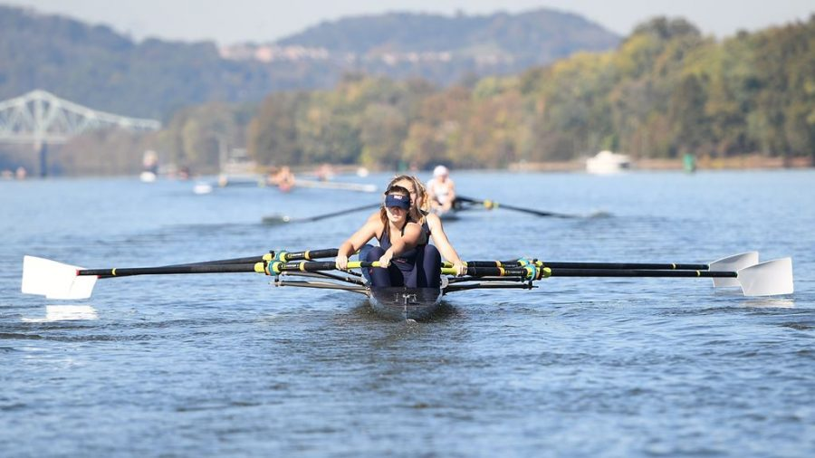 Rowing announced its schedule. Photo Credit: RMU Athletics