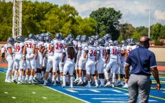 RMU's first non-conference matchup for next season was announced on Friday as they will travel to Central Michigan on September 11. Photo Credit: David Auth