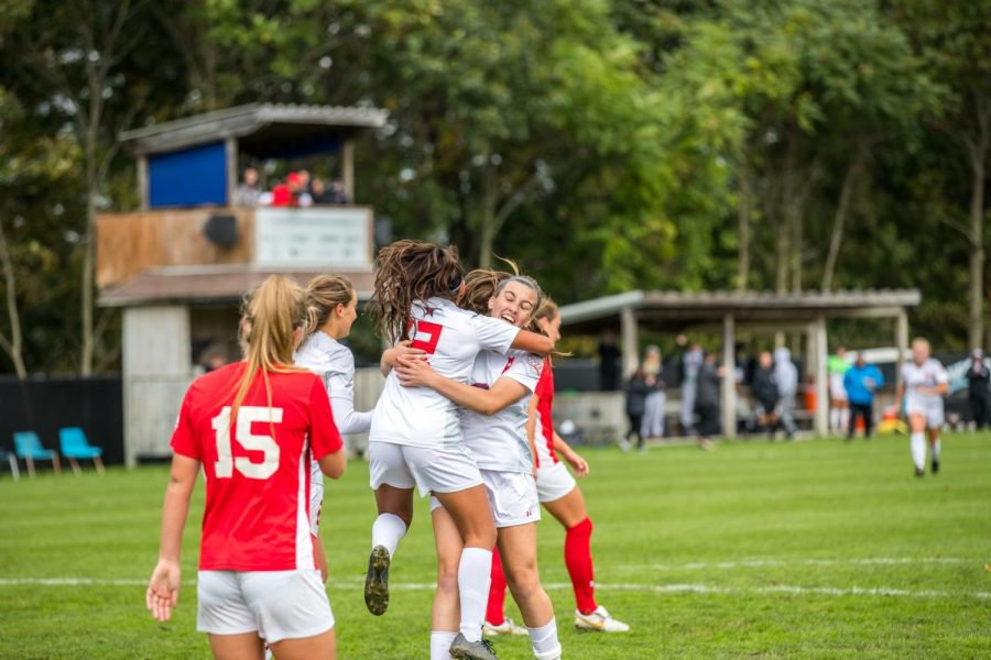 Women's soccer travels to UIC for a road tilt. Photo Credit: David Auth