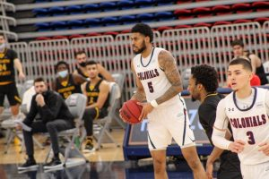 AJ Bramah spoke about his time at RMU this week with CSN. Photo Credit: Tyler Gallo