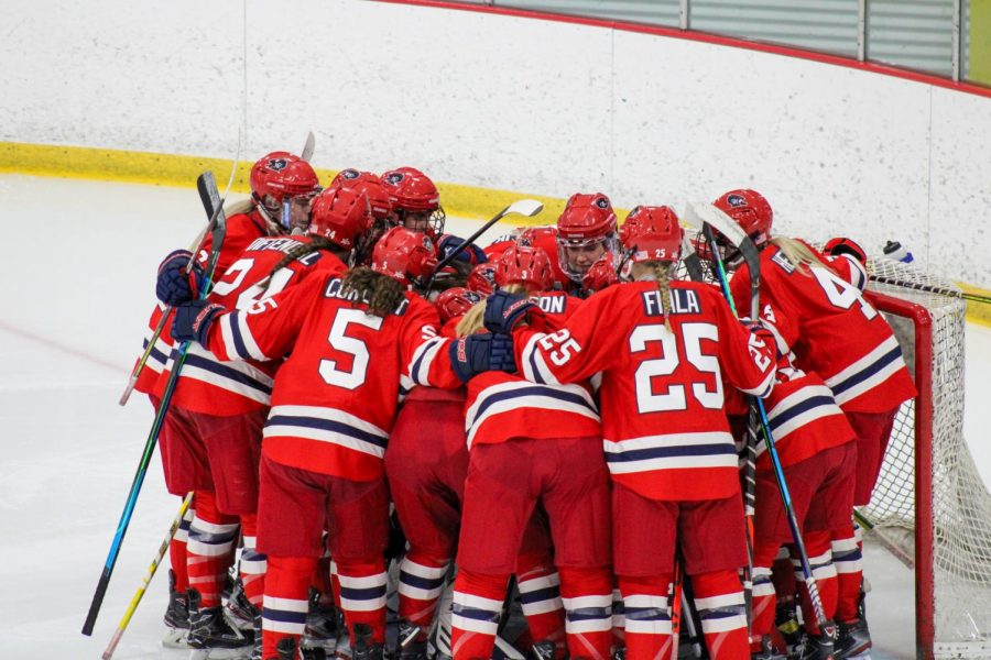 Women%27s+hockey+will+look+to+take+care+of+business+against+Penn+State+this+weekend.+Photo+Credit%3A+Nathan+Breisinger