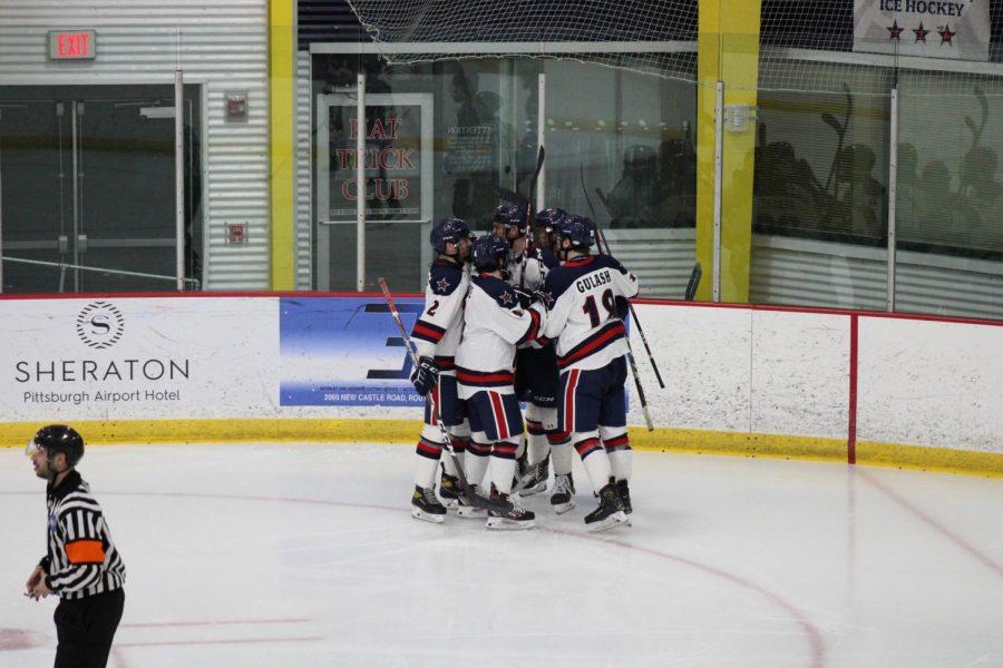 PREVIEW: Men's hockey closes regular season at home against Mercyhurst