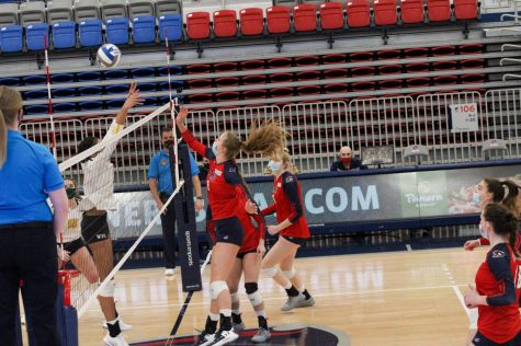 Colonials battle, but fall short once again to Wright State