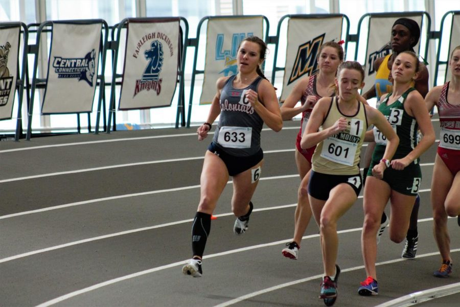 Track heads to the Horizon League Championships. Photo Credit: Jordan Redinger