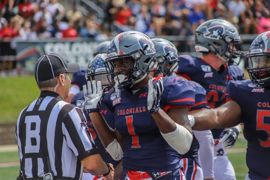 Football travels to James Madison in hopes of righting the wrongs that happened in their matchup in 2018, a 73-7 loss. Photo Credit: David Auth