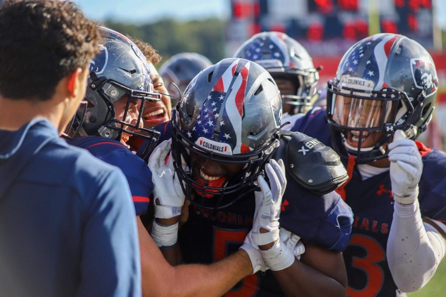Football was picked to finish fourth in the Big South preseason coaches' poll. Photo Credit: David Auth