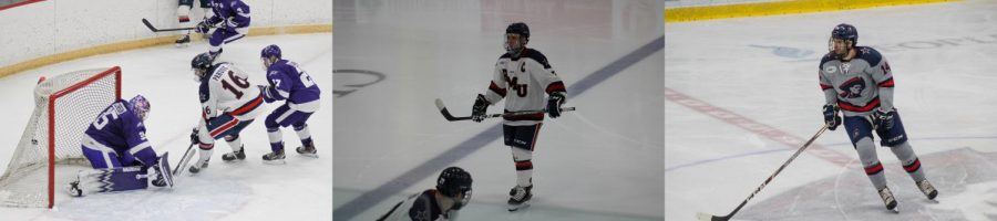 Nick+Prkusic%2C+NIck+Jenny+and+Grant+Hebert+all+appeared+on+the+Hobey+Baker+fan+ballot.+Image%28s%29+Credit%3A+Nathan+Breisinger%2FGarret+Roberts