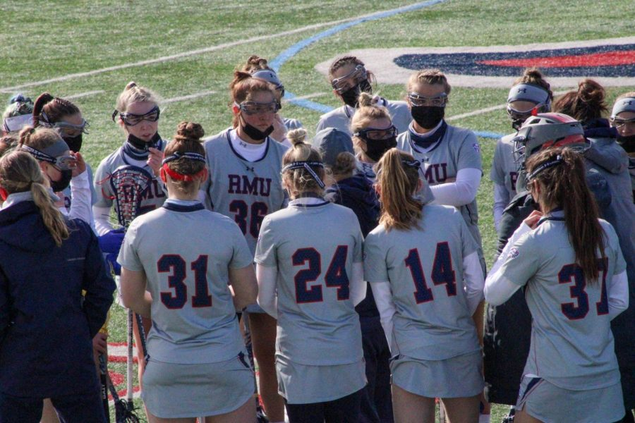 PREVIEW: Women's lacrosse to fight the No. 4 Irish at Notre Dame