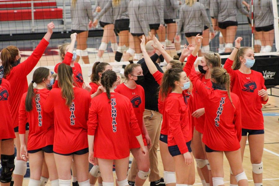 Volleyball will attempt to finally notch their first conference win with a matchup against familiar foe Youngstown State. Photo Credit: Tyler Gallo