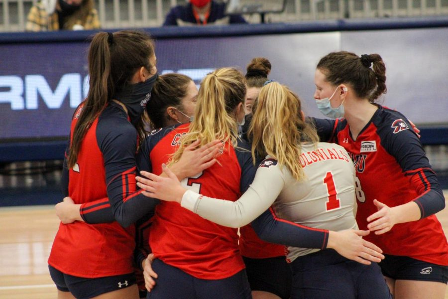 PREVIEW: Volleyball looks to end losing streak at Cleveland State