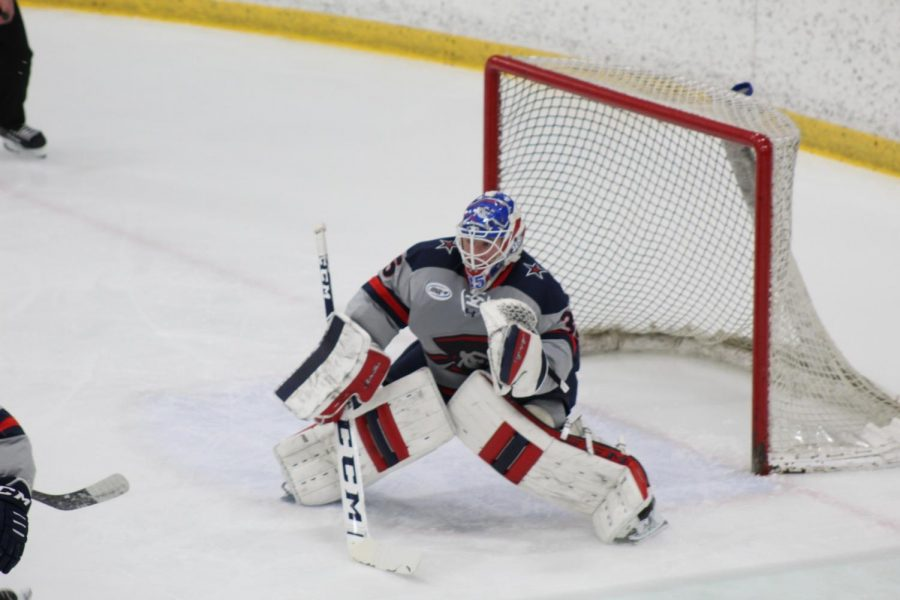 Dyllan Lubbesmeyer signed with the Wheeling Nailers on Tuesday. Photo Credit: Ethan Morrison