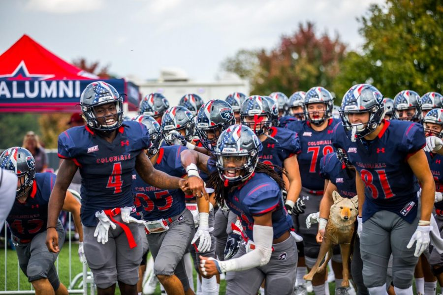 Football travels to Kennesaw State for a test with the conference powerhouse Owls. Photo Credit: David Auth