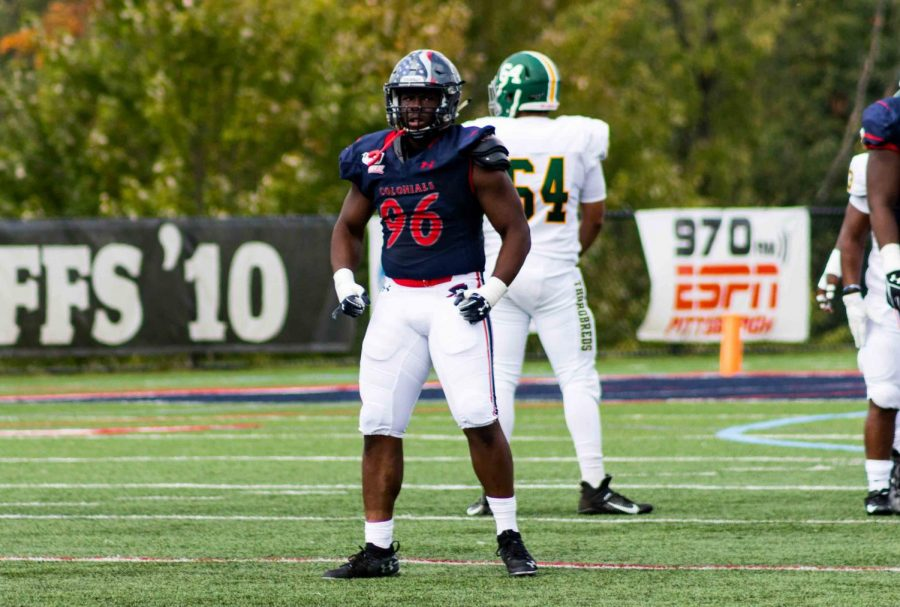 Victor Solarin to grad-transfer from RMU