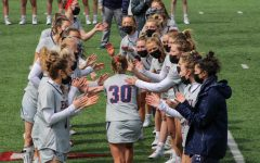 Women's lacrosse hosts Akron in some #MACtion this weekend. Photo Credit: Tyler Gallo