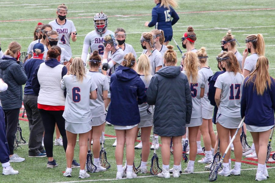 Women's lacrosse has another bout of #MACtion when they host Youngstown State. Photo Credit: Nathan Breisinger
