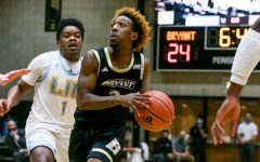Michael Green III has committed to Robert Morris. Photo Credit: Bryant Athletics
