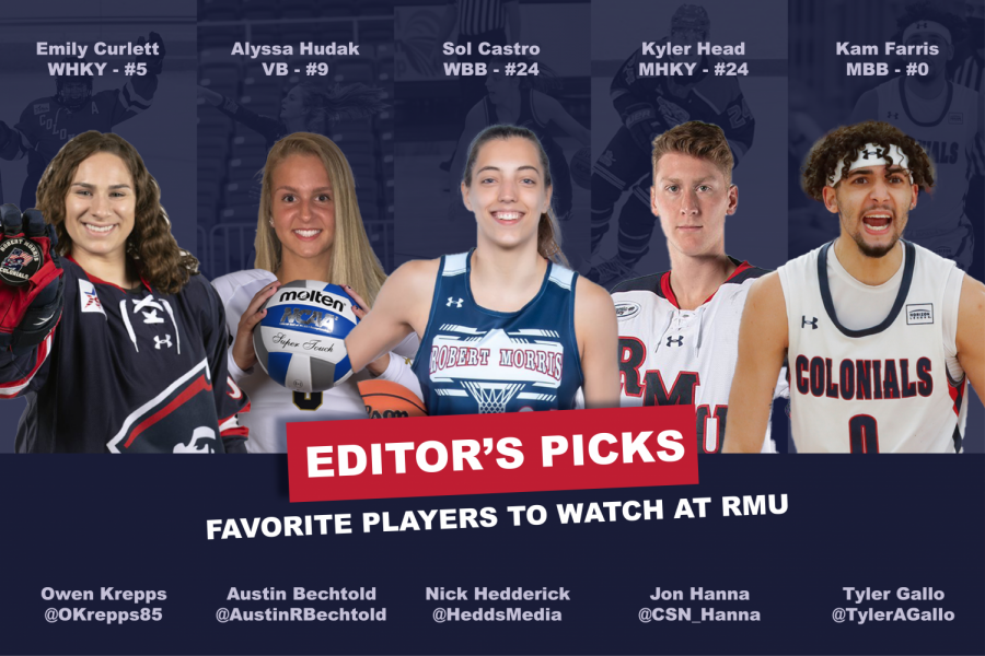 CSN gives some of their favorite players to watch on campus. Image Credit: Danica Teodoro