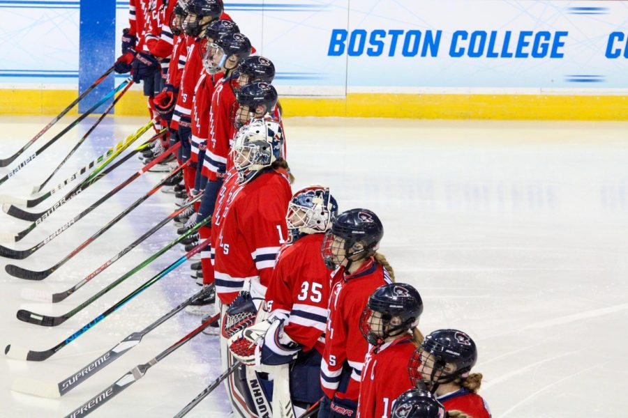 Jon Hanna gives his two cents on why the hockey programs should have never been abolished. Photo Credit: Nathan Breisinger